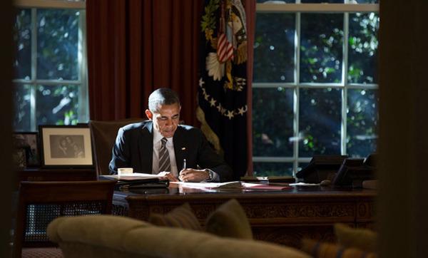 President Obama introduces the Data Breach Legislation.